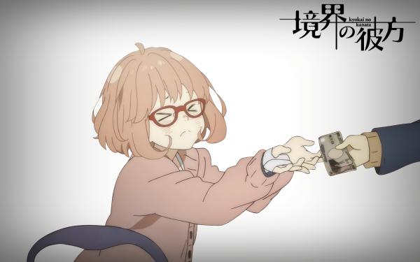 Anime Beyond the Boundary Mirai Kuriyama Kyoukai no Kanata HD Wallpaper | Background Image