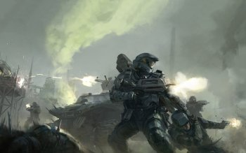 Video Game - Halo Wallpapers and Backgrounds ID : 75148