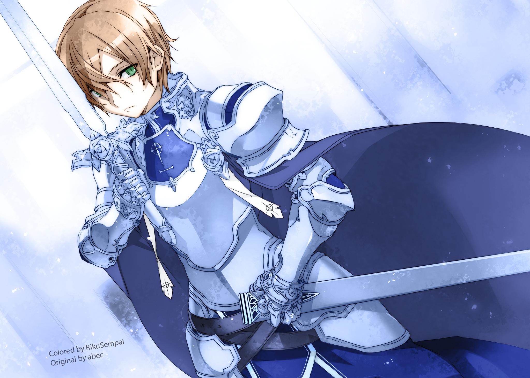 Sword art online full hd wallpaper and background image - Sword art online alicization wallpaper ...