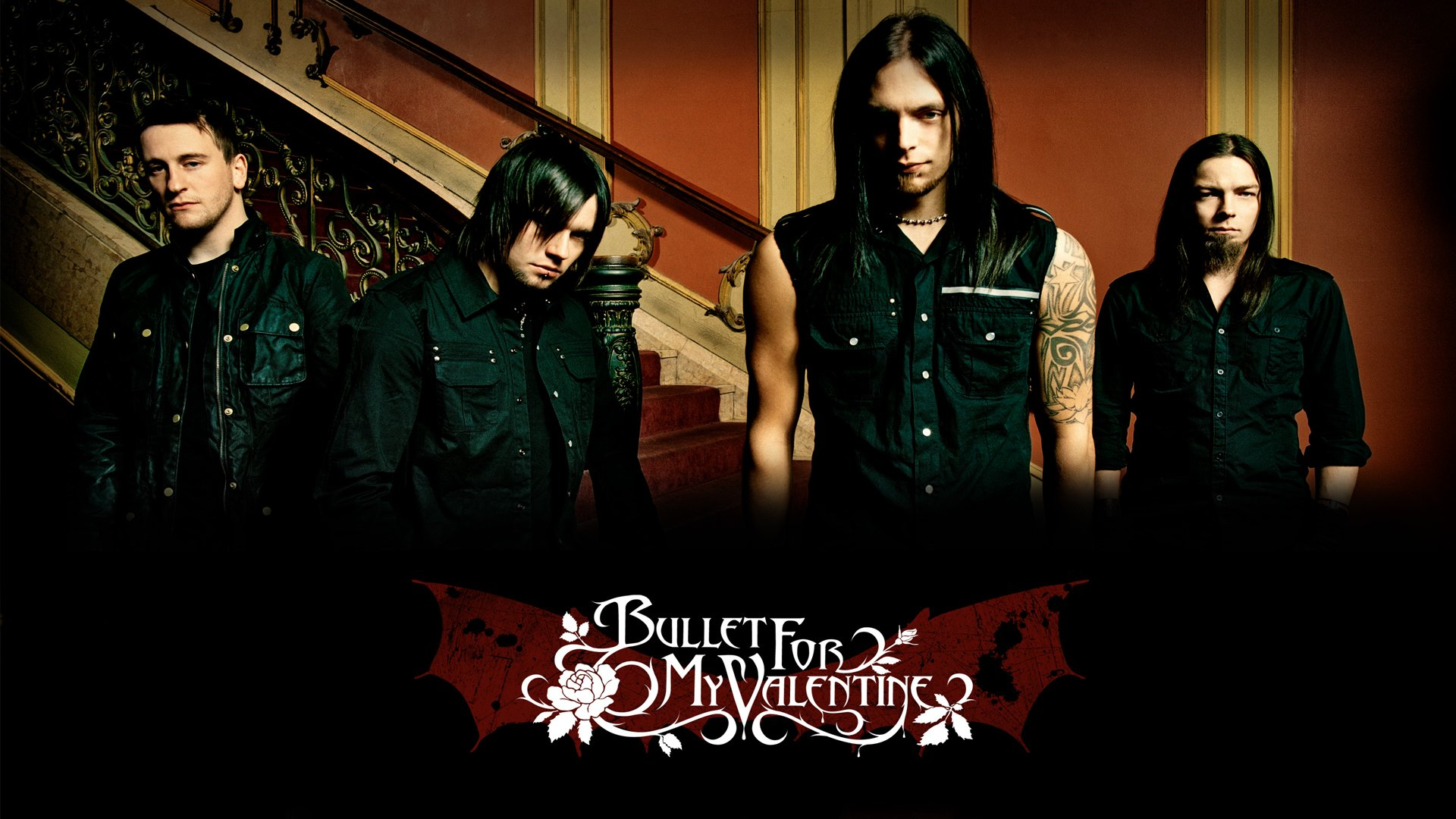 Bullet For My Valentine Hd Wallpaper Background Image 1920x1080
