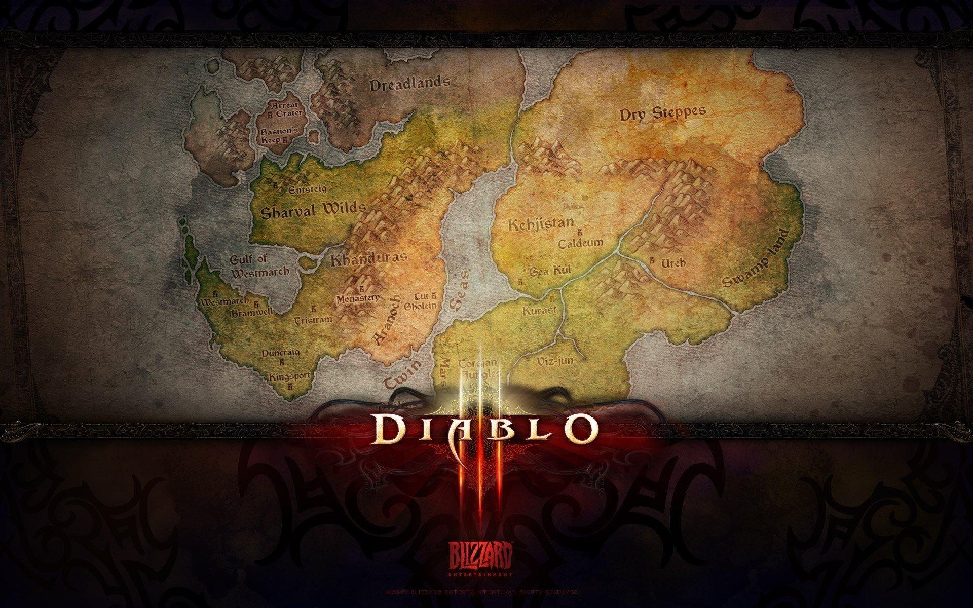 Video Game - Diablo III  Wallpaper