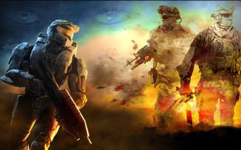 Computerspiel - Halo Wallpapers and Backgrounds ID : 75346