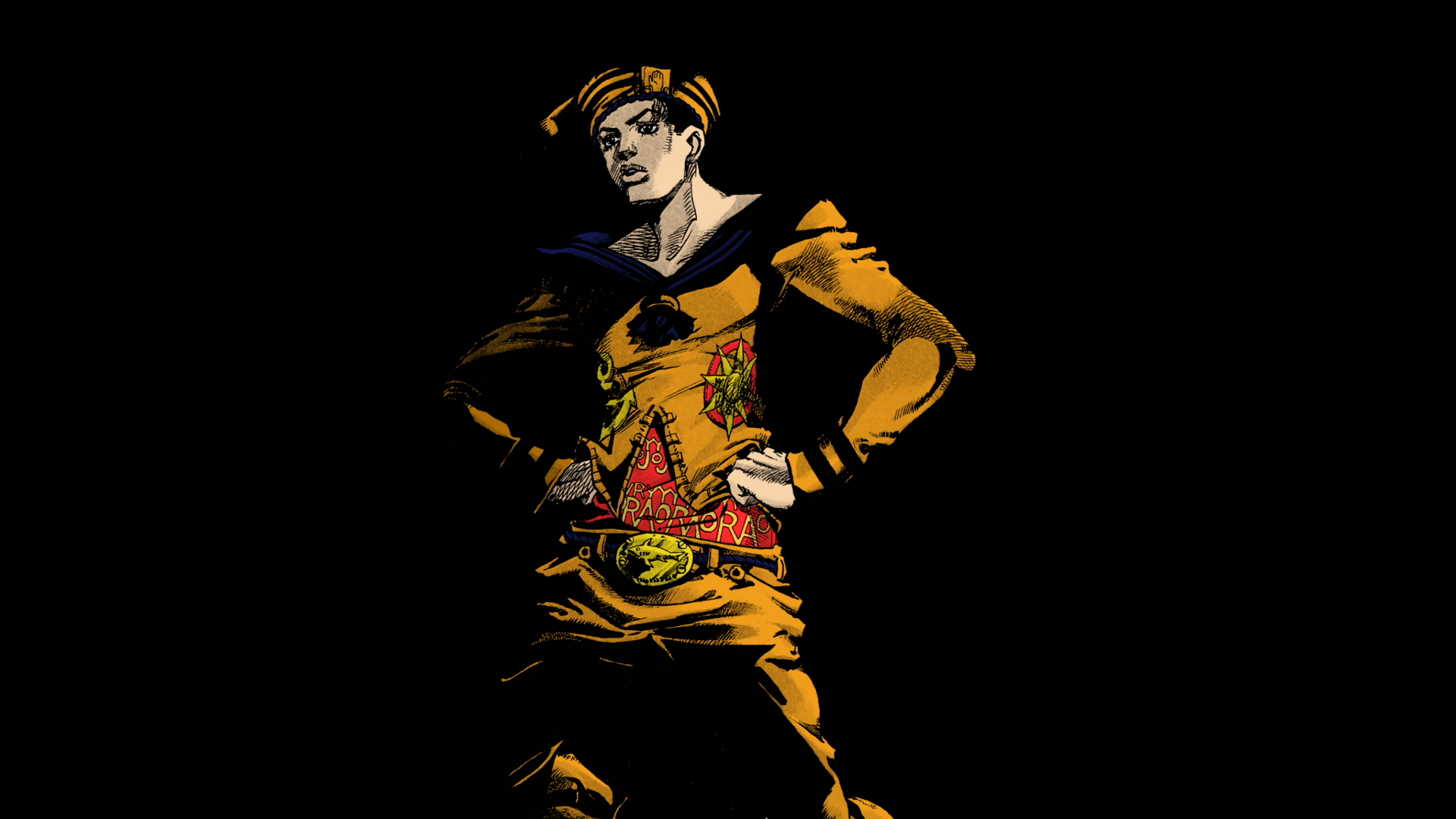 Jojo's Bizarre Adventure HD Wallpaper | Background Image ...