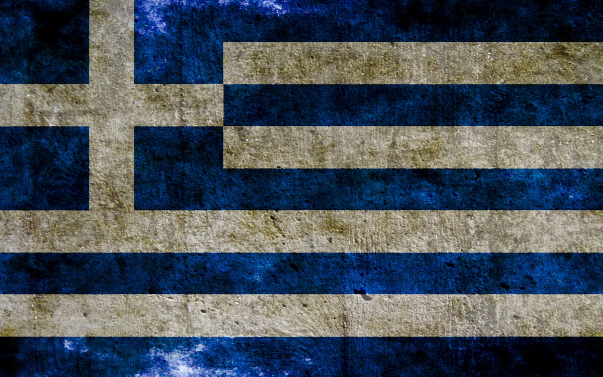 Flag Of Greece Hd Wallpaper Background Image 1920x1200 Id