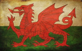 Övrigt - Flag Of Wales Wallpapers and Backgrounds ID : 75546