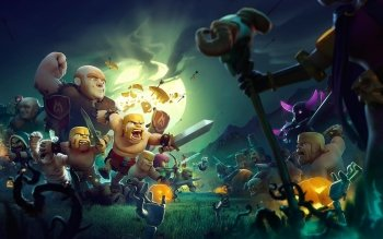 20+ Clash Of Clans Wallpaper Hd 1080P Pictures