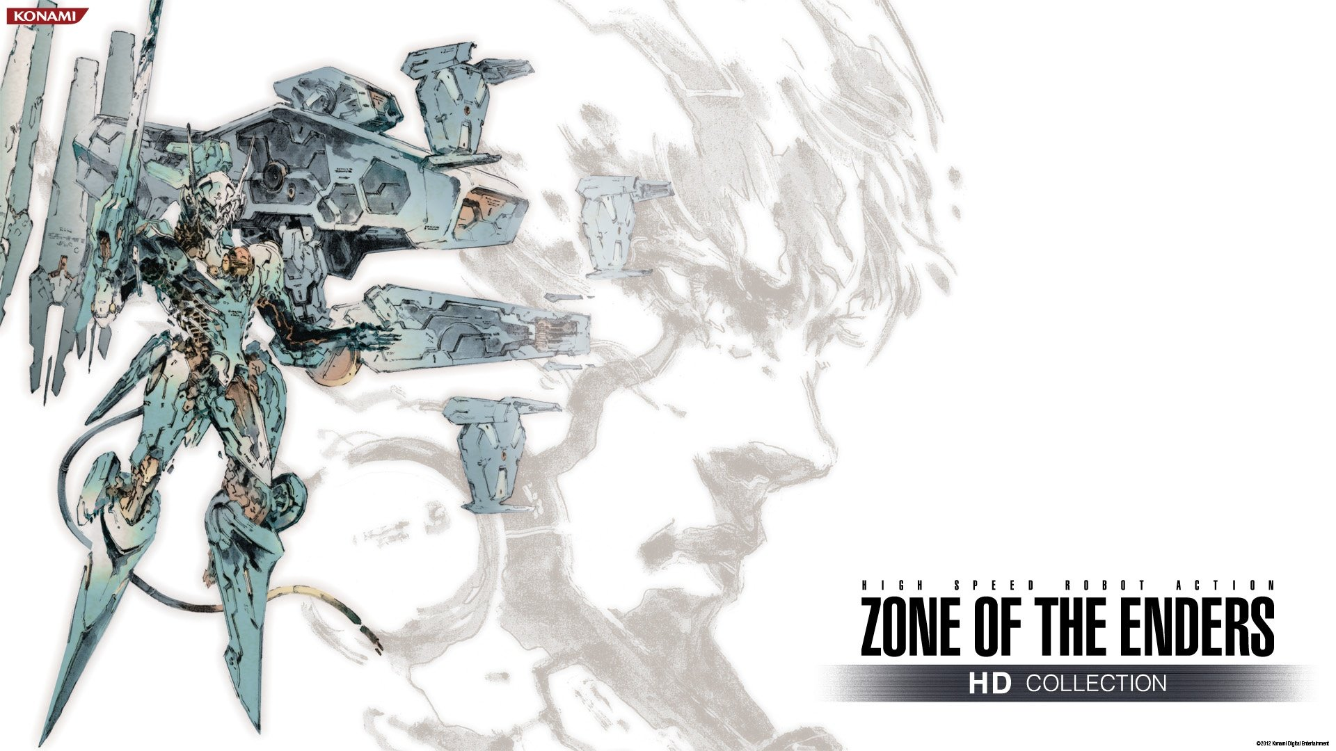 Hd wallpaper zone - Video Game Zone Of The Enders The 2nd Runner Wallpaper