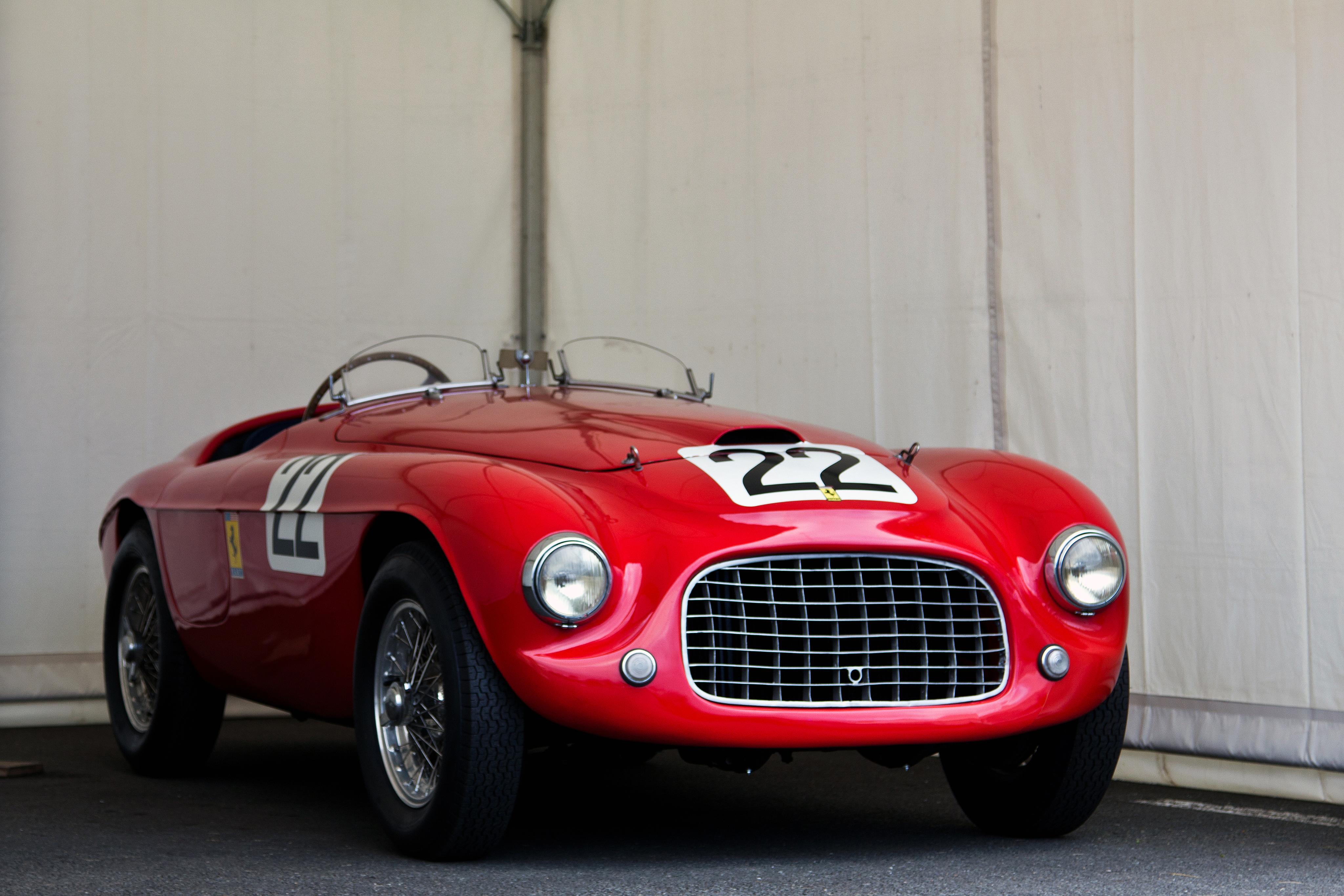1948 Ferrari 166 Mm Barchetta 4k Ultra Hd Wallpaper Hintergrund 4096x2731 Id 757591 Wallpaper Abyss
