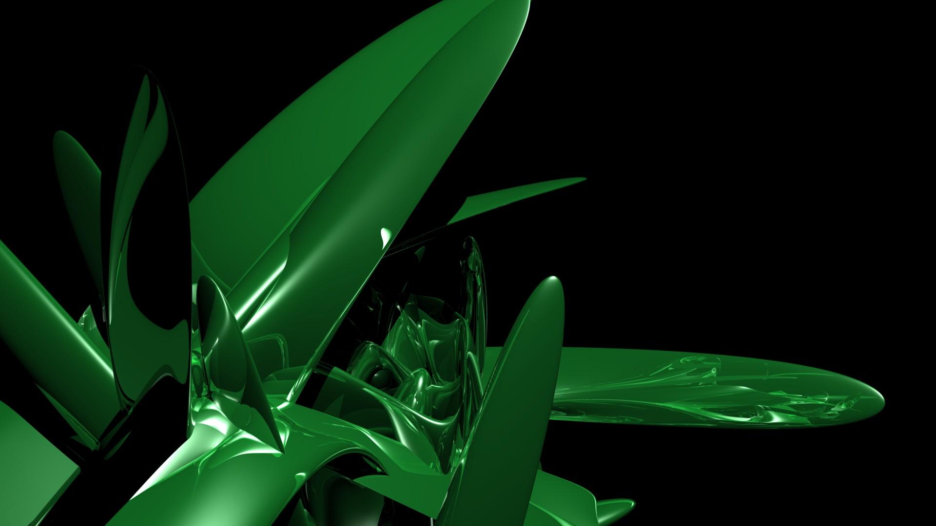 CGI - Abstract  Wallpaper