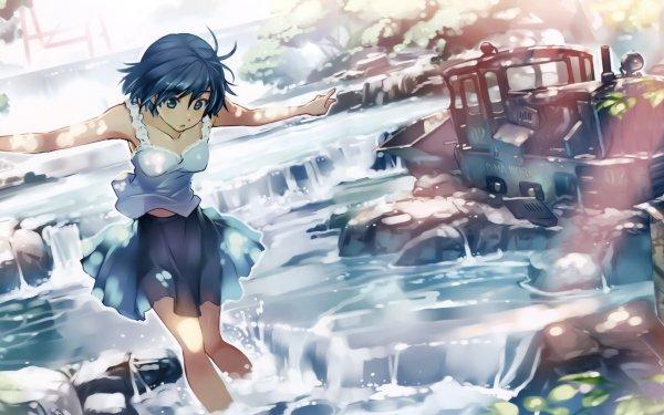 Anime Original River HD Wallpaper | Background Image