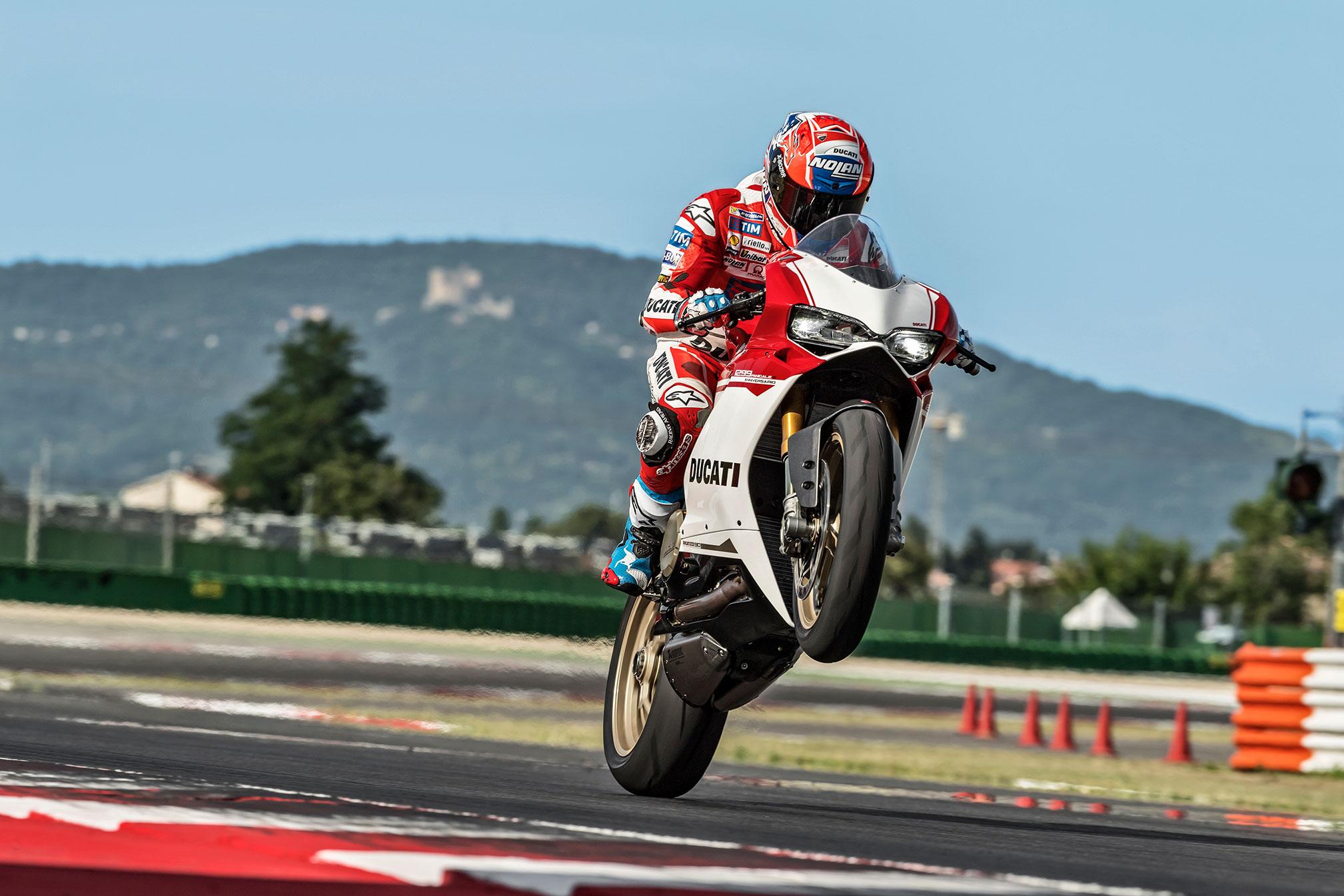 2017 Ducati 1299 Panigale S Anniversario HD Wallpaper