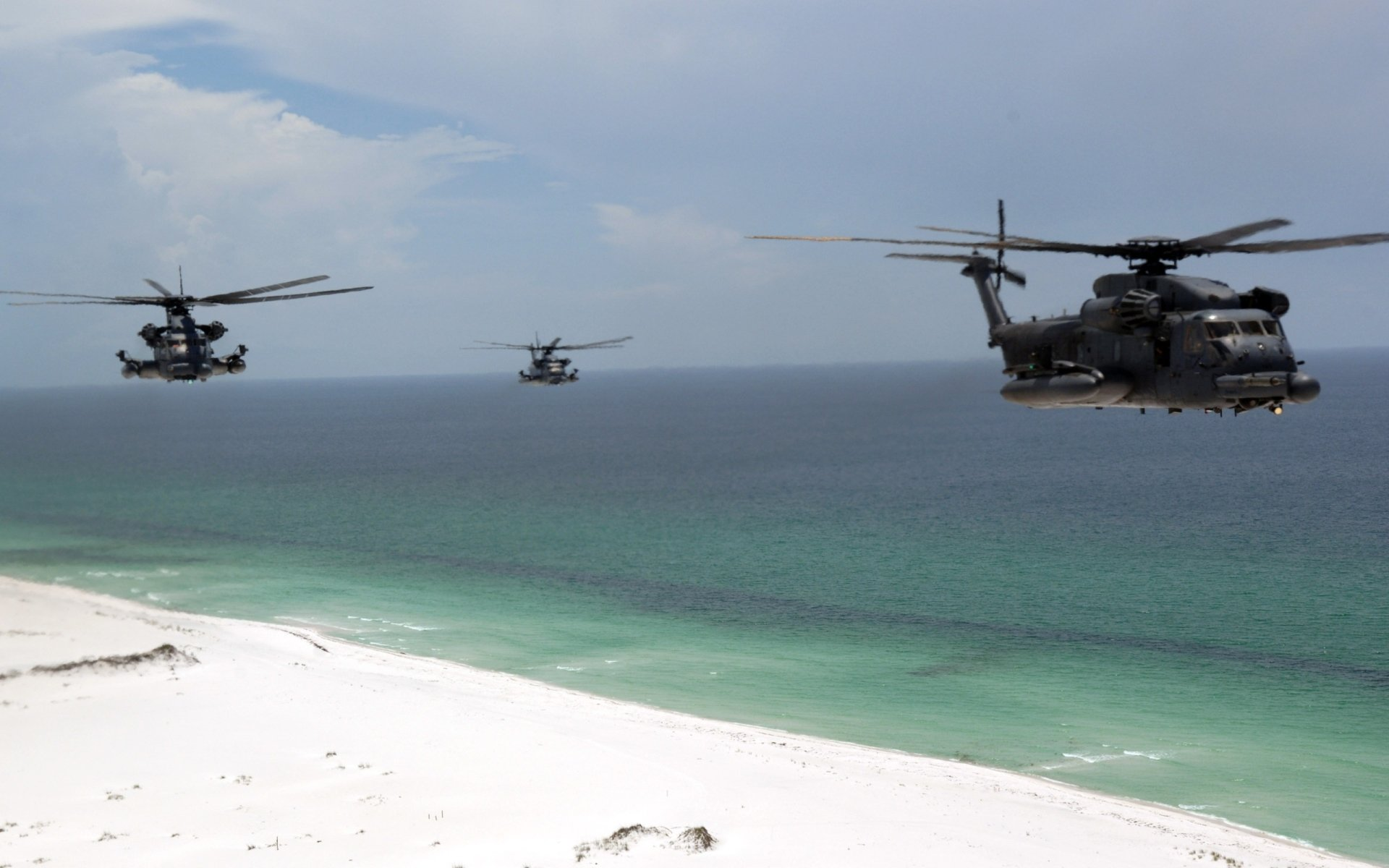 Military - Sikorsky MH-53  Chevrolet Military Wallpaper
