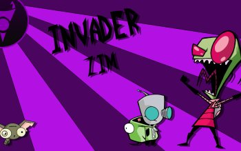 Caricatura - Invasor Zim Wallpapers and Backgrounds ID : 75986