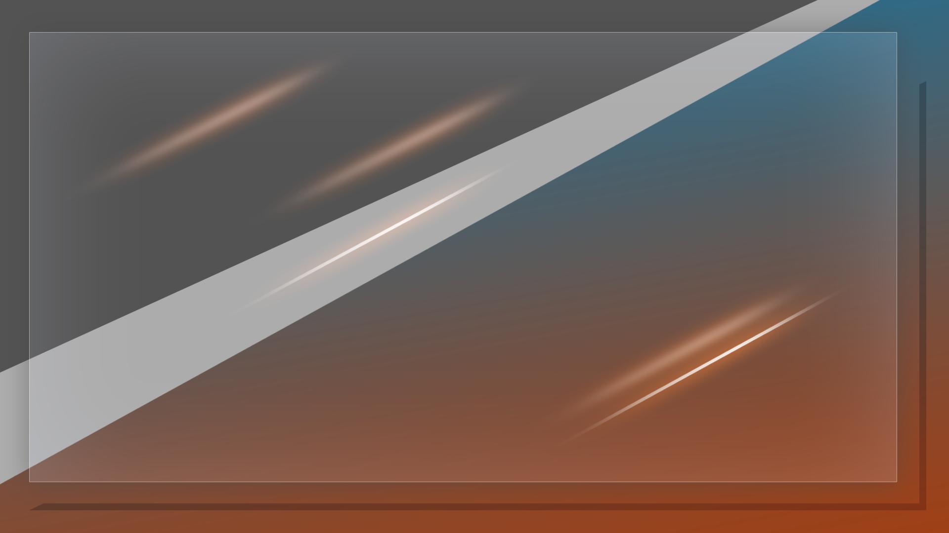 Sleek Orange Blue Full HD Wallpaper And Background Image