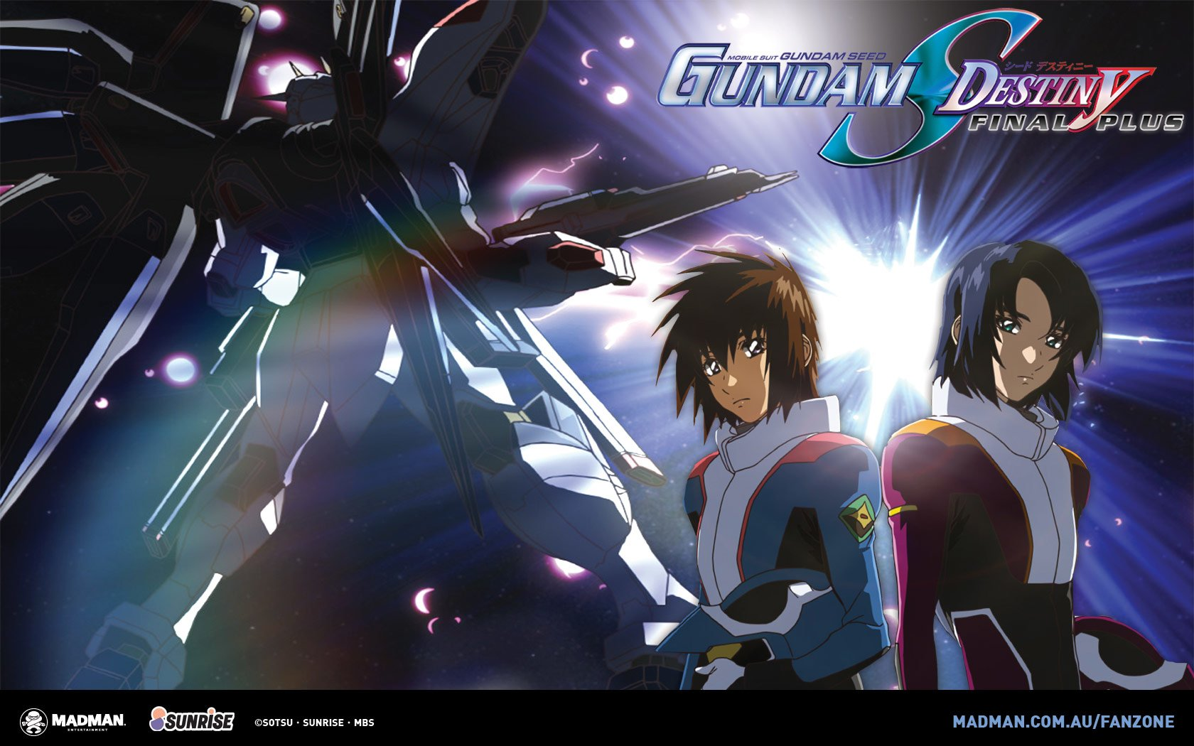Mobile Suit Gundam Seed Destiny Wallpaper And Background Image
