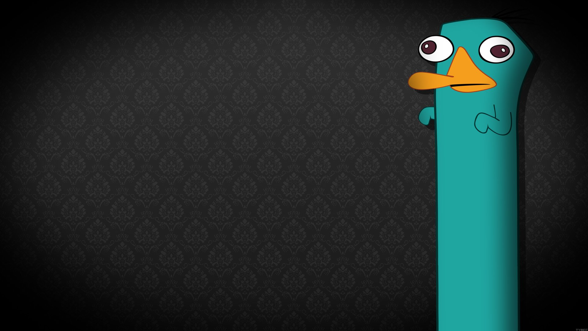 Phineas and Ferb Full HD Wallpaper and Background ... Perry The Platypus Desktop Wallpaper