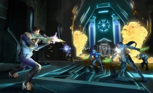 Preview Video Game - Agents Of Mayhem Art