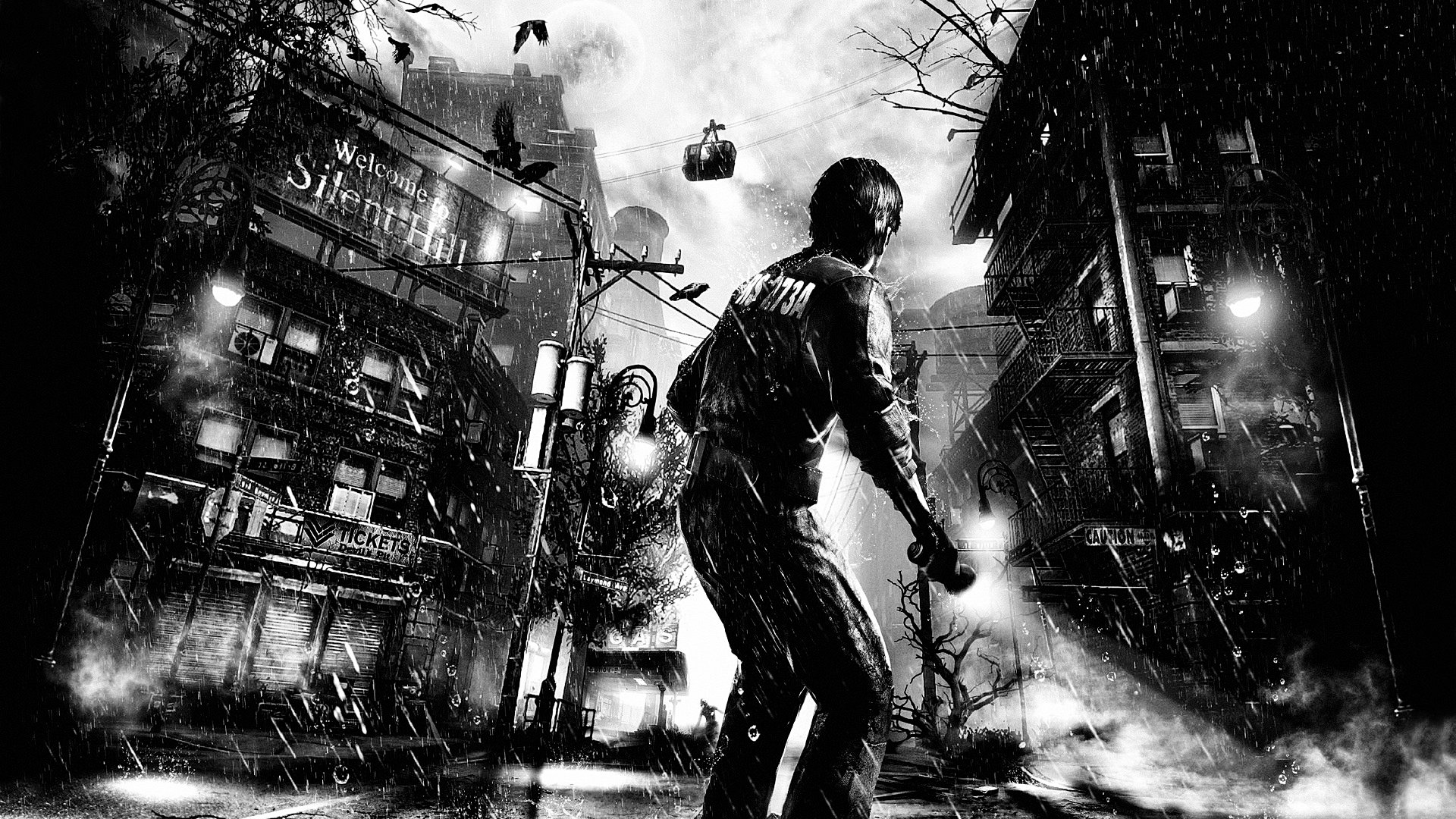 Video Game - Silent Hill: Downpour   Murphy Pendleton Wallpaper