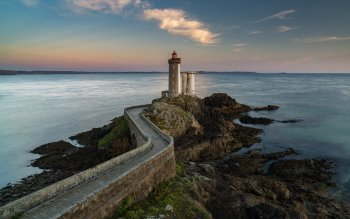 977 Lighthouse Hd Wallpapers Background Images Wallpaper