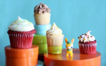 Alimento - Cupcake Wallpapers and Backgrounds ID : 76814
