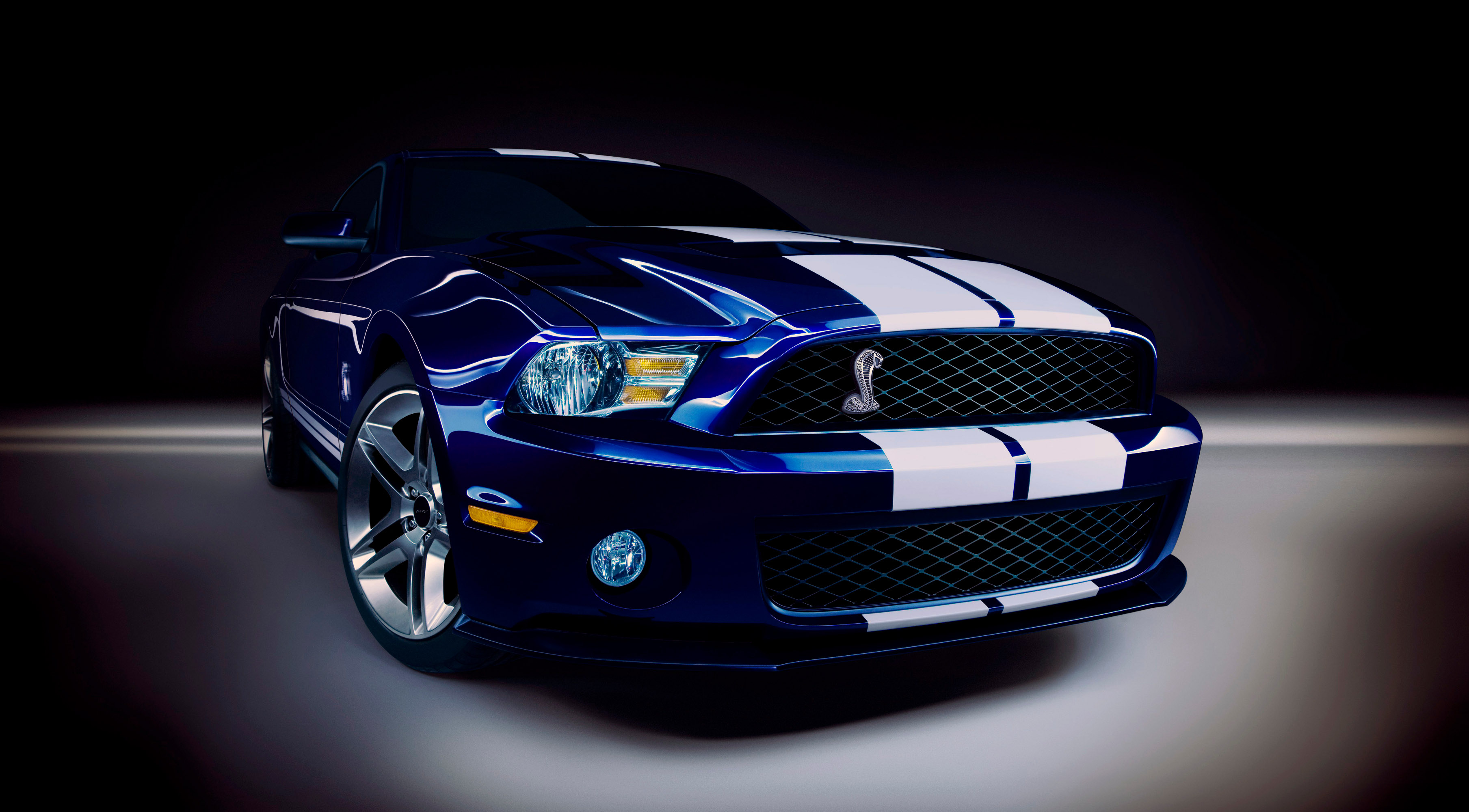Vehicles - Mustang Wallpaper