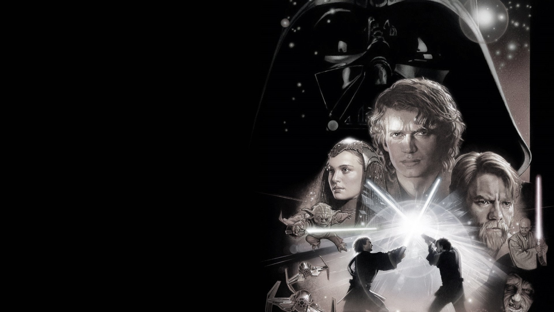 34 Star Wars Episode Iii Revenge Of The Sith Hd Wallpapers Background Images Wallpaper Abyss