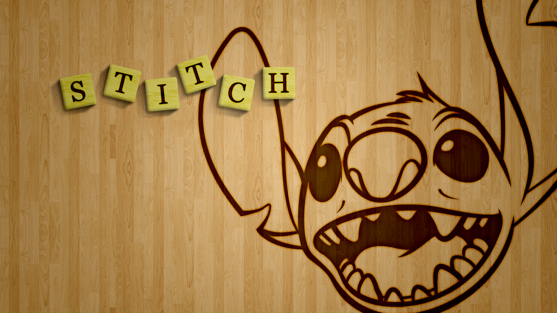 Lilo Stitch Full HD Wallpaper And Background Image