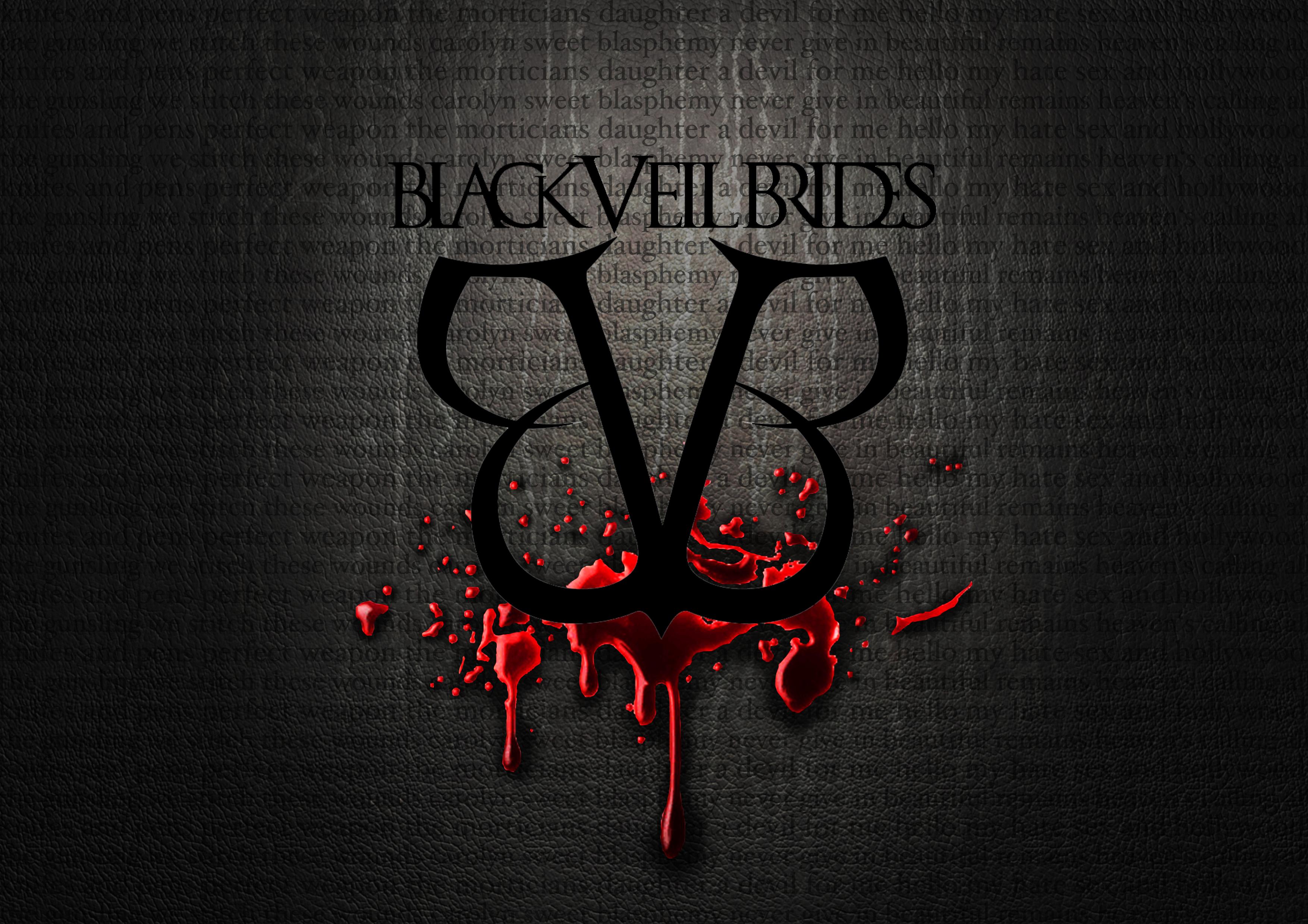 Black Veil Brides Fondo De Pantalla Hd Fondo De Escritorio