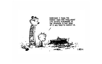Caricatura - Calvin Y Hobbes Wallpapers and Backgrounds ID : 77118