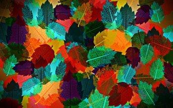 63 Leaf HD Wallpapers