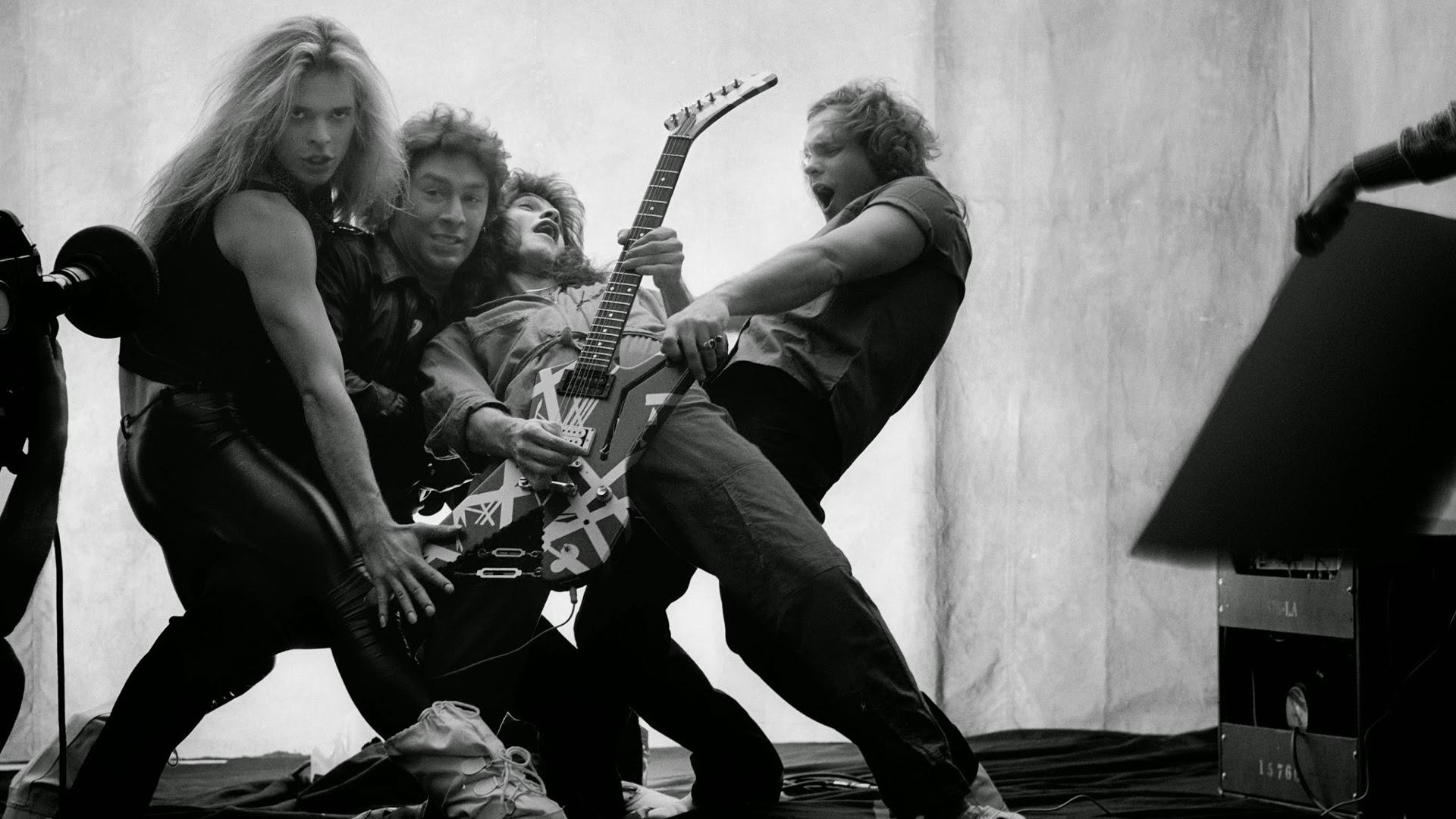 Van Halen HD Wallpaper