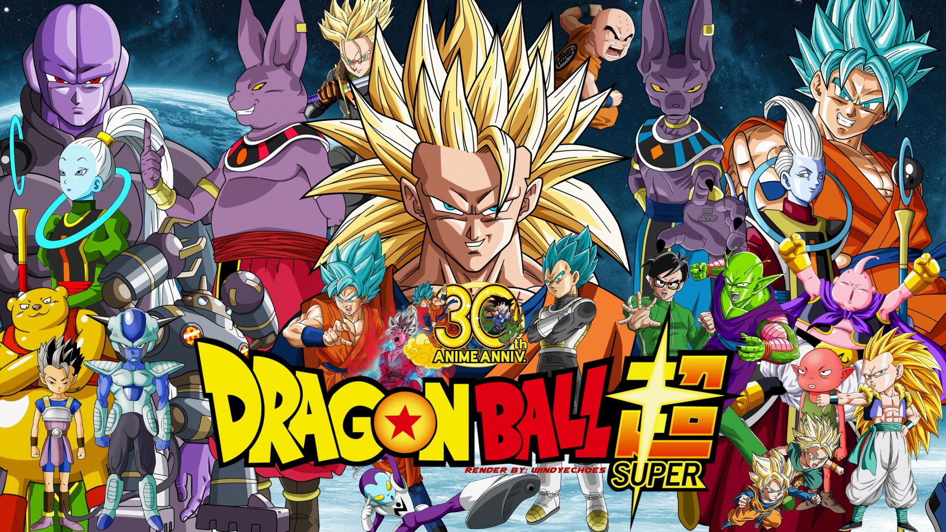 Dragon Ball Super Wallpaper Hd 1920x1080 Hd Wallpaper For