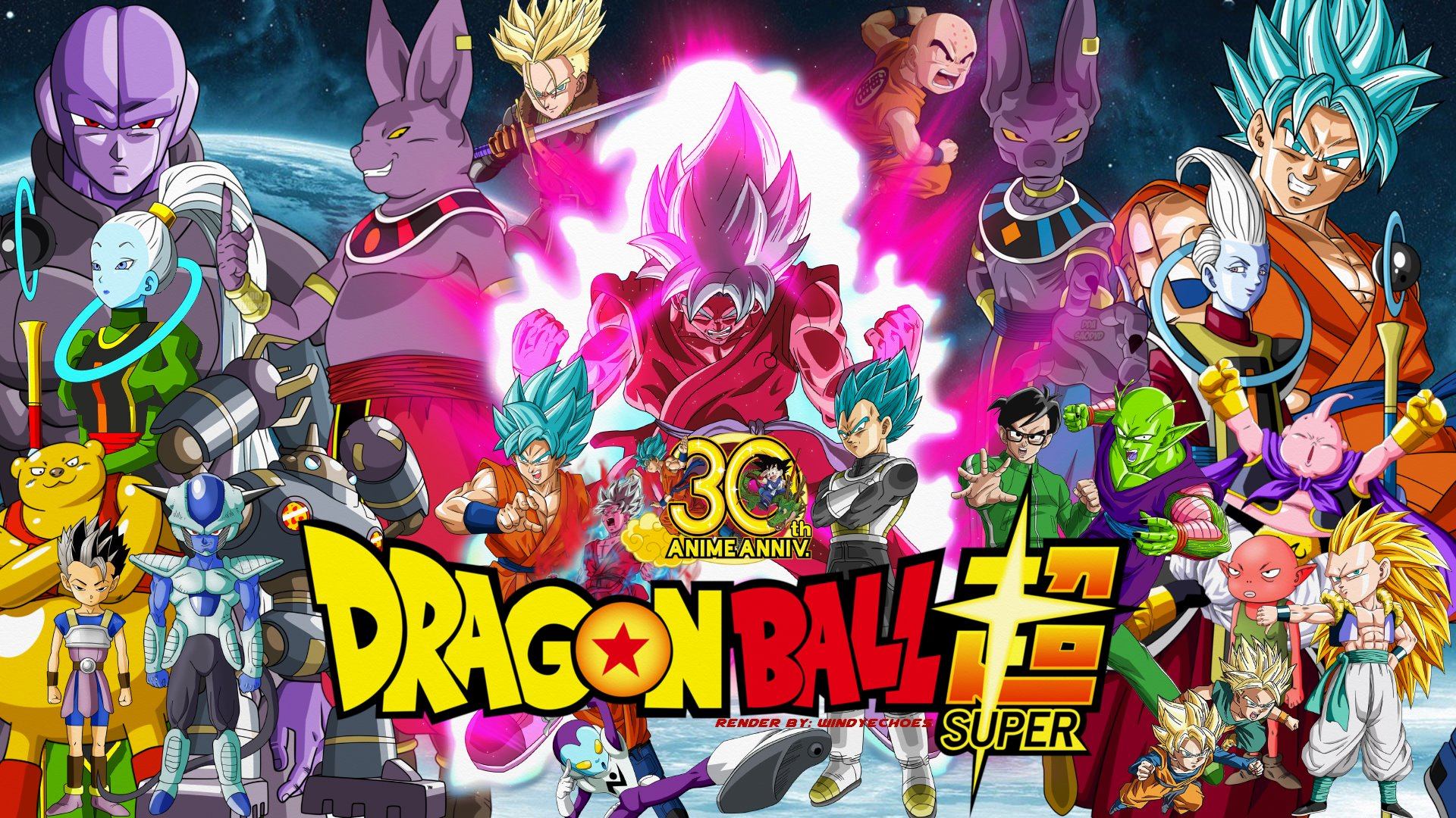 Dragon Ball Super Hd Wallpaper Background Image 1920x1080 Id
