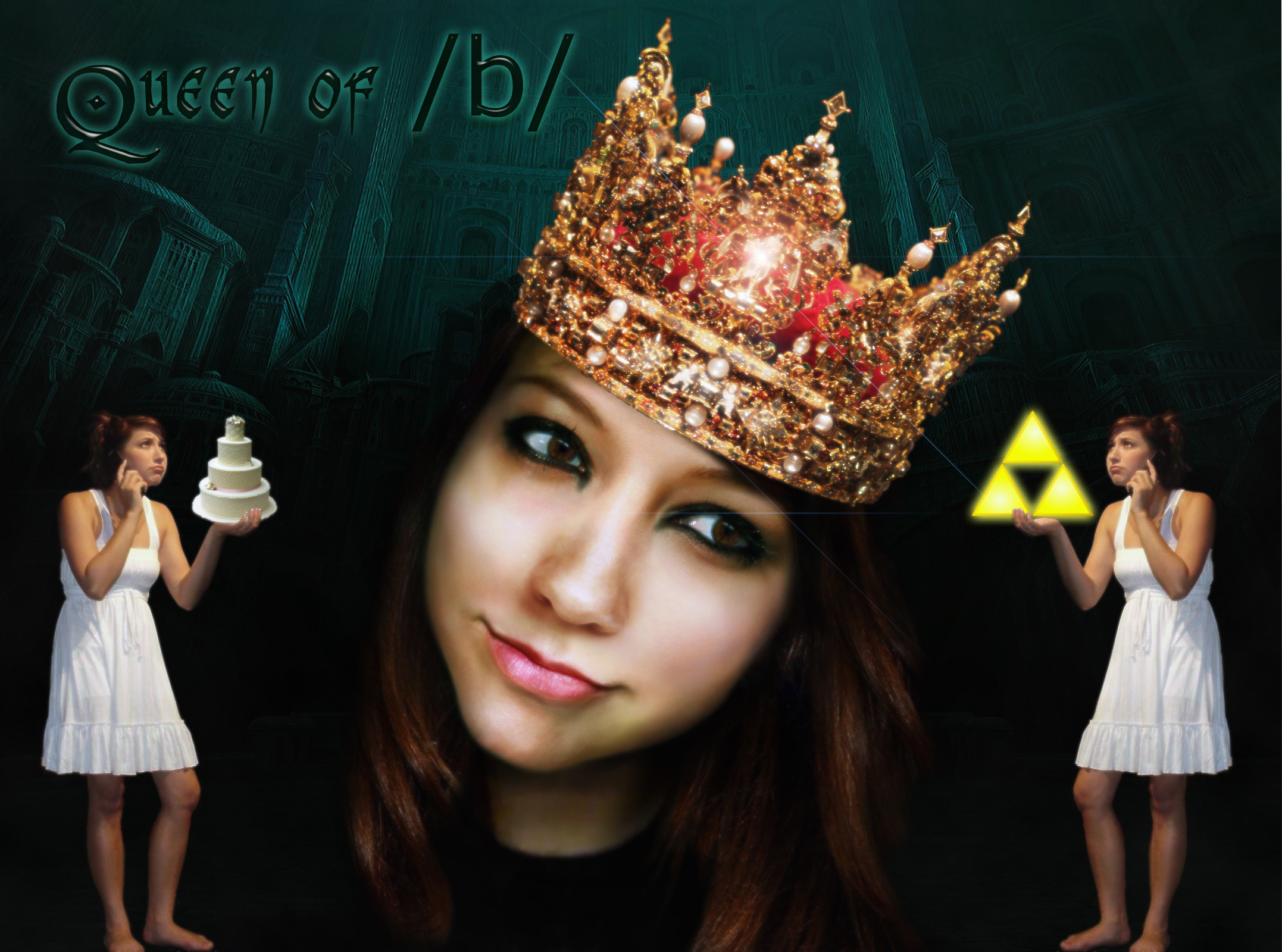 Humor - Mocking  - Boxxy Wallpaper