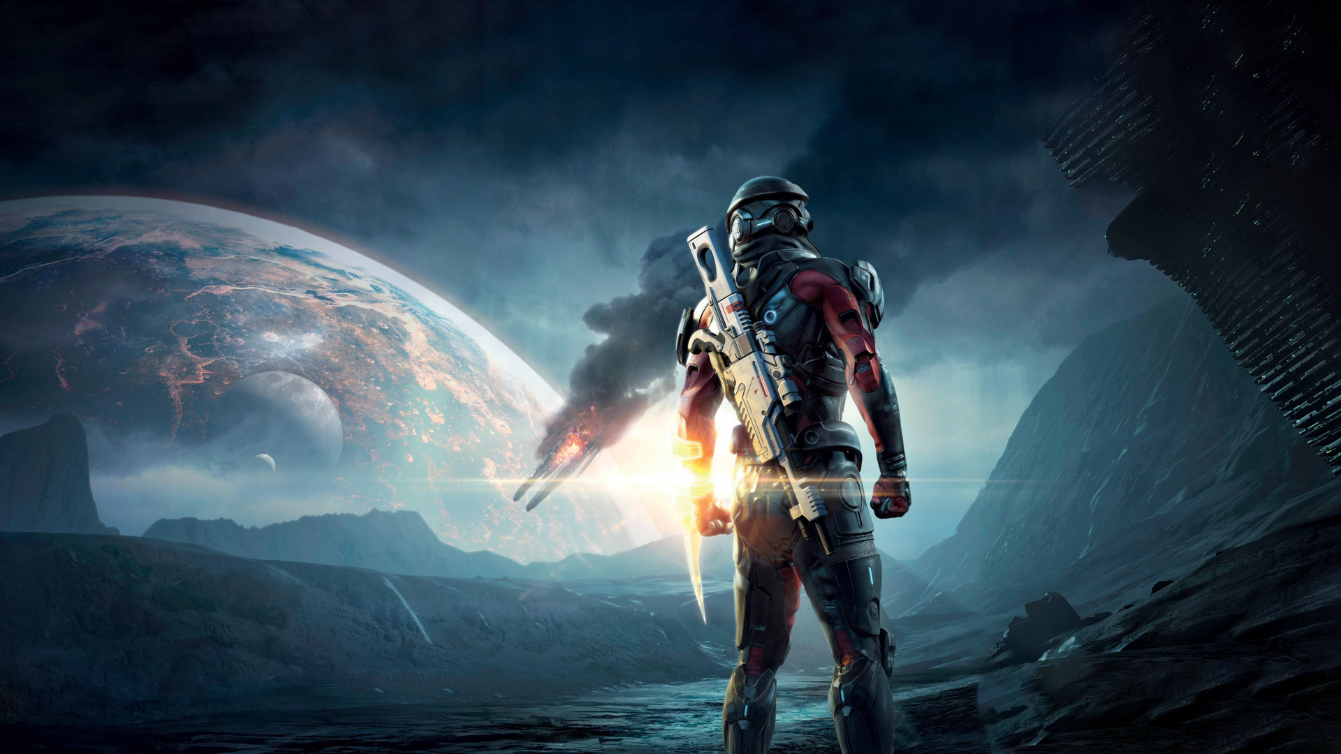103 Mass Effect Andromeda Hd Wallpapers Background Images