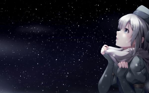 Anime Kantai Collection U-511 Ro-500 HD Wallpaper | Background Image