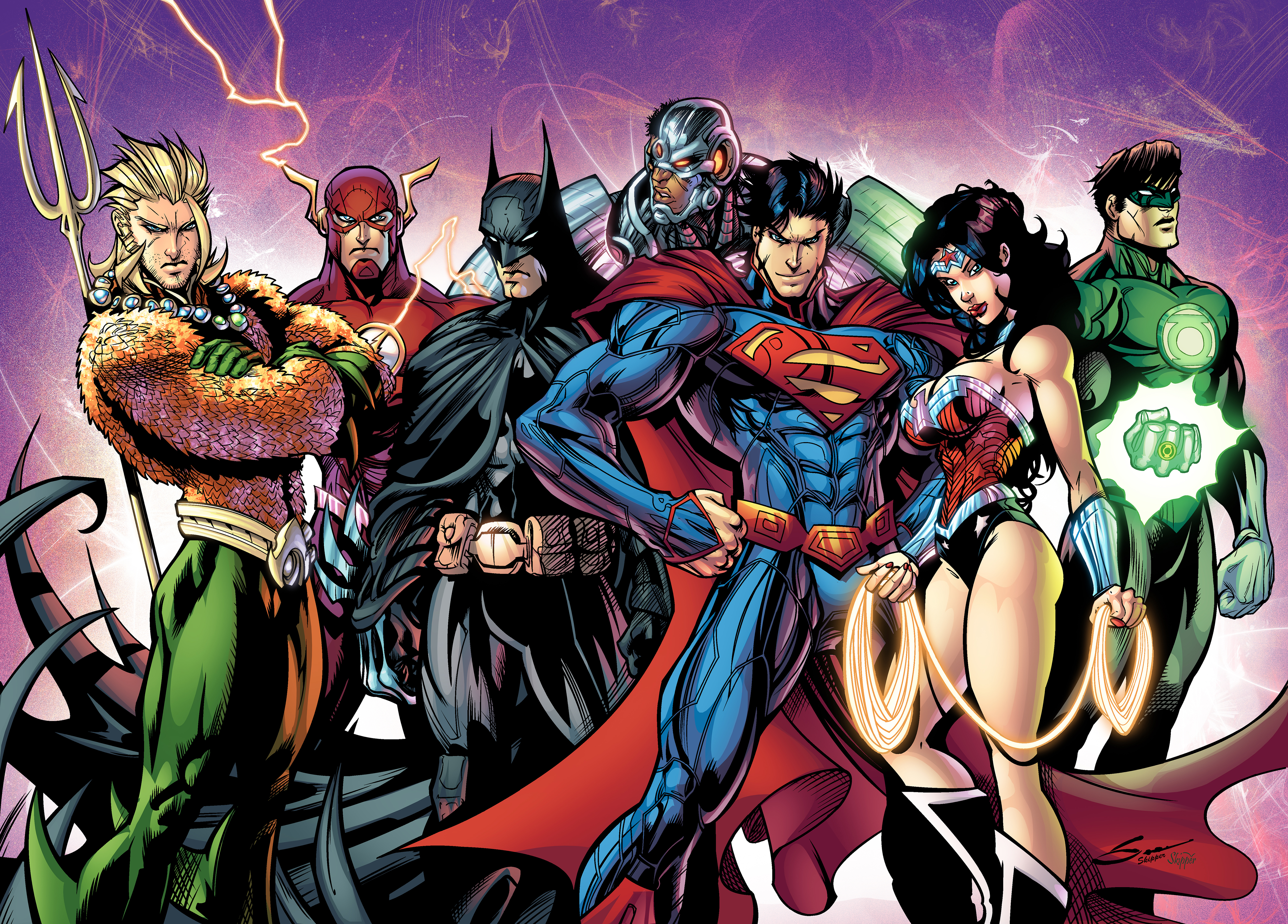 109 Justice League Hd Wallpapers Background Images Wallpaper Abyss