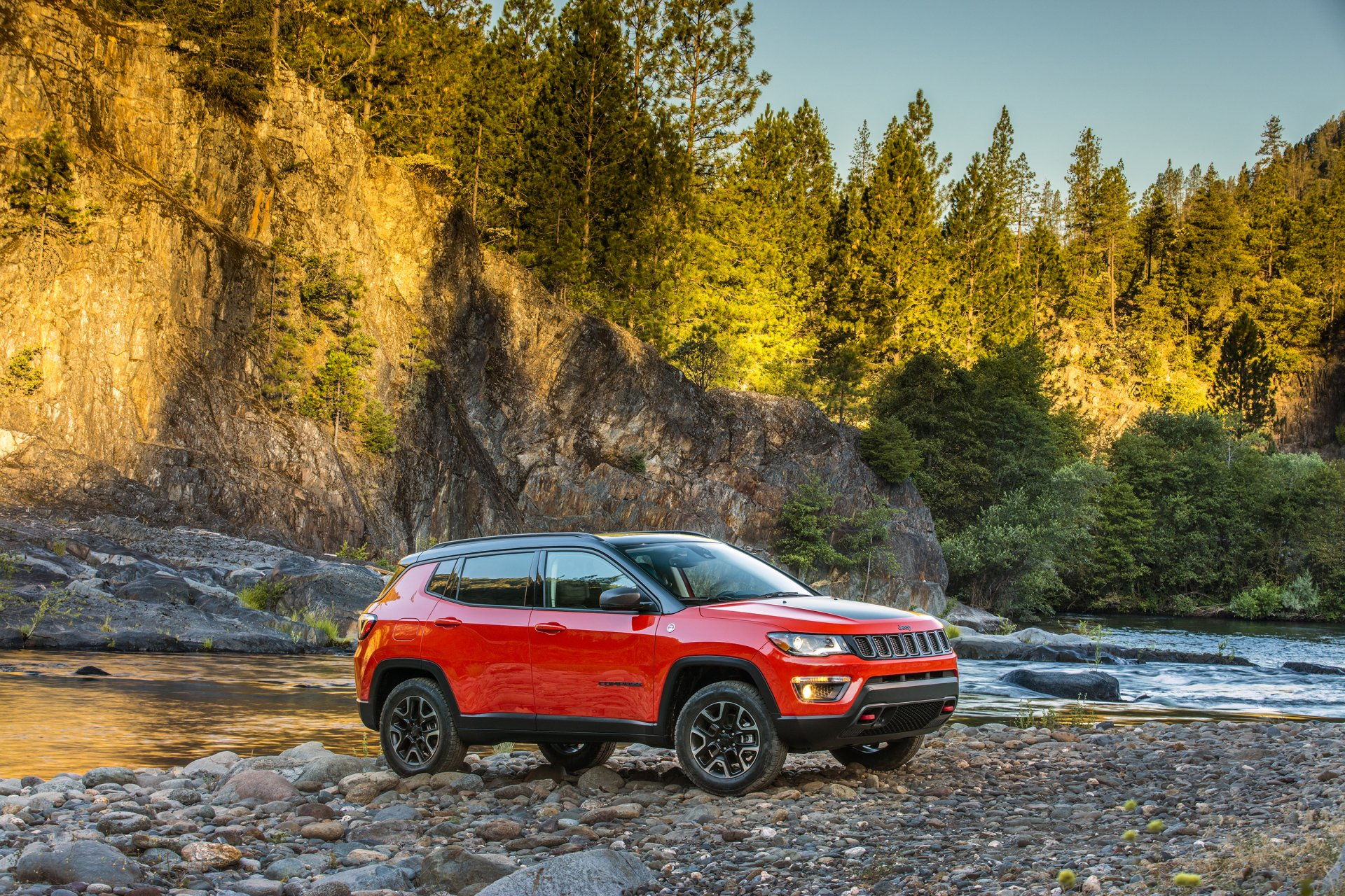 7 Jeep Compass Hd Wallpapers Background Images Wallpaper Abyss
