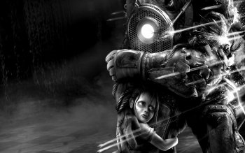 Video Game - Bioshock 2 Wallpapers and Backgrounds ID : 77418