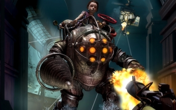 Video Game - Bioshock 2 Wallpapers and Backgrounds ID : 77424
