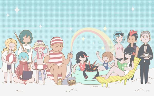 Anime Kill La Kill HD Wallpaper   Background Image