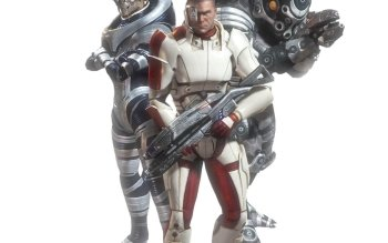 Video Game - Mass Effect Wallpapers and Backgrounds ID : 77566