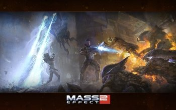 Video Game - Mass Effect 2 Wallpapers and Backgrounds ID : 77568