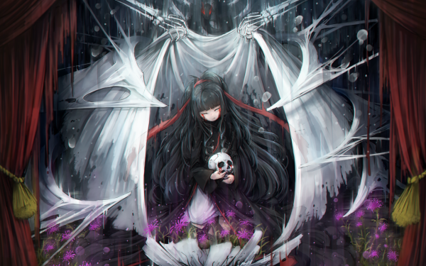 Anime Kagerou Project Azami HD Wallpaper   Background Image