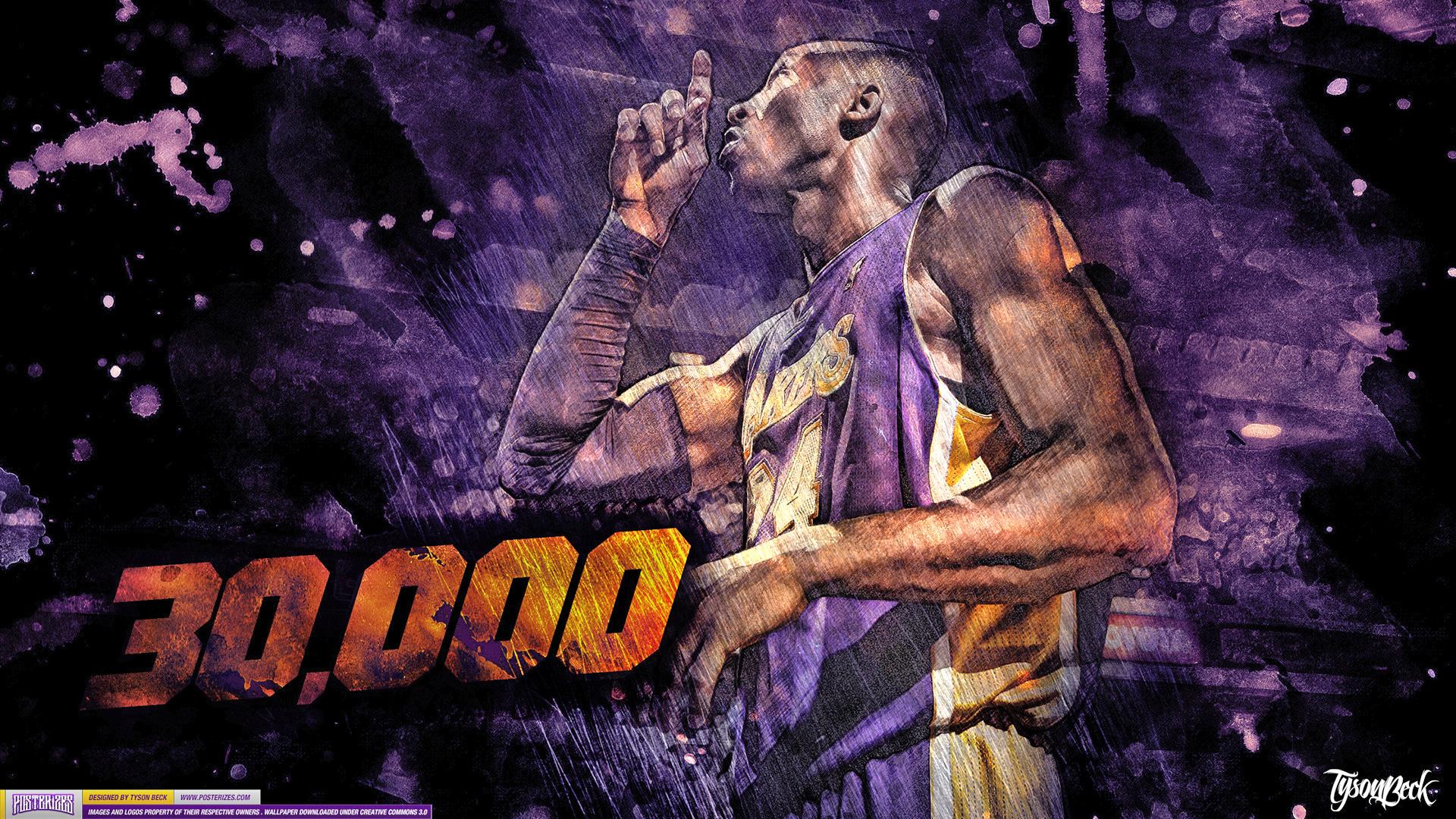 Kobe Bryant Full HD Wallpaper And Background Image