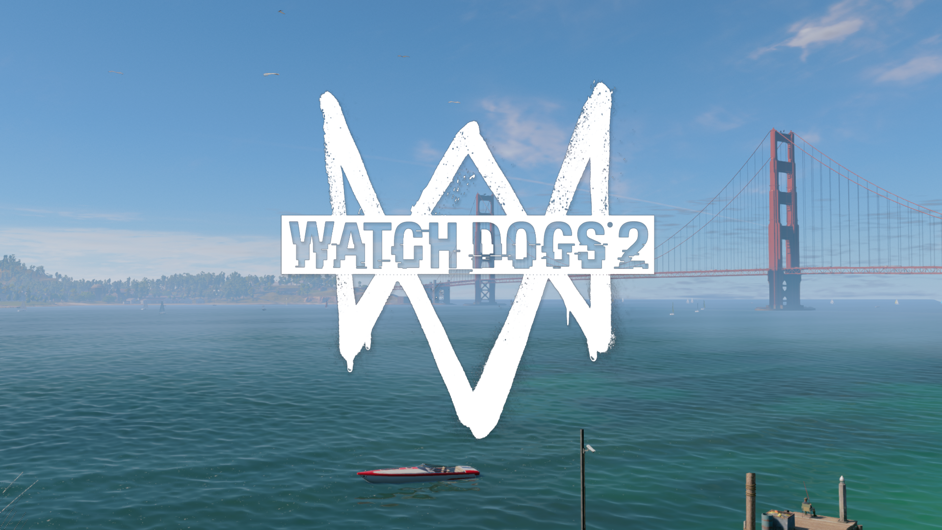 Watch Dogs  Wall