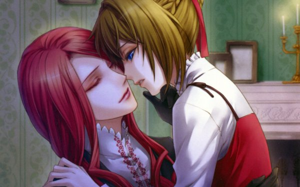 Anime Will o' Wisp Hanna Ellington Gyl HD Wallpaper | Background Image
