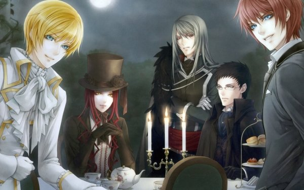Anime Will o' Wisp Jack Hobblrdy Gyl Will Ignis HD Wallpaper | Background Image