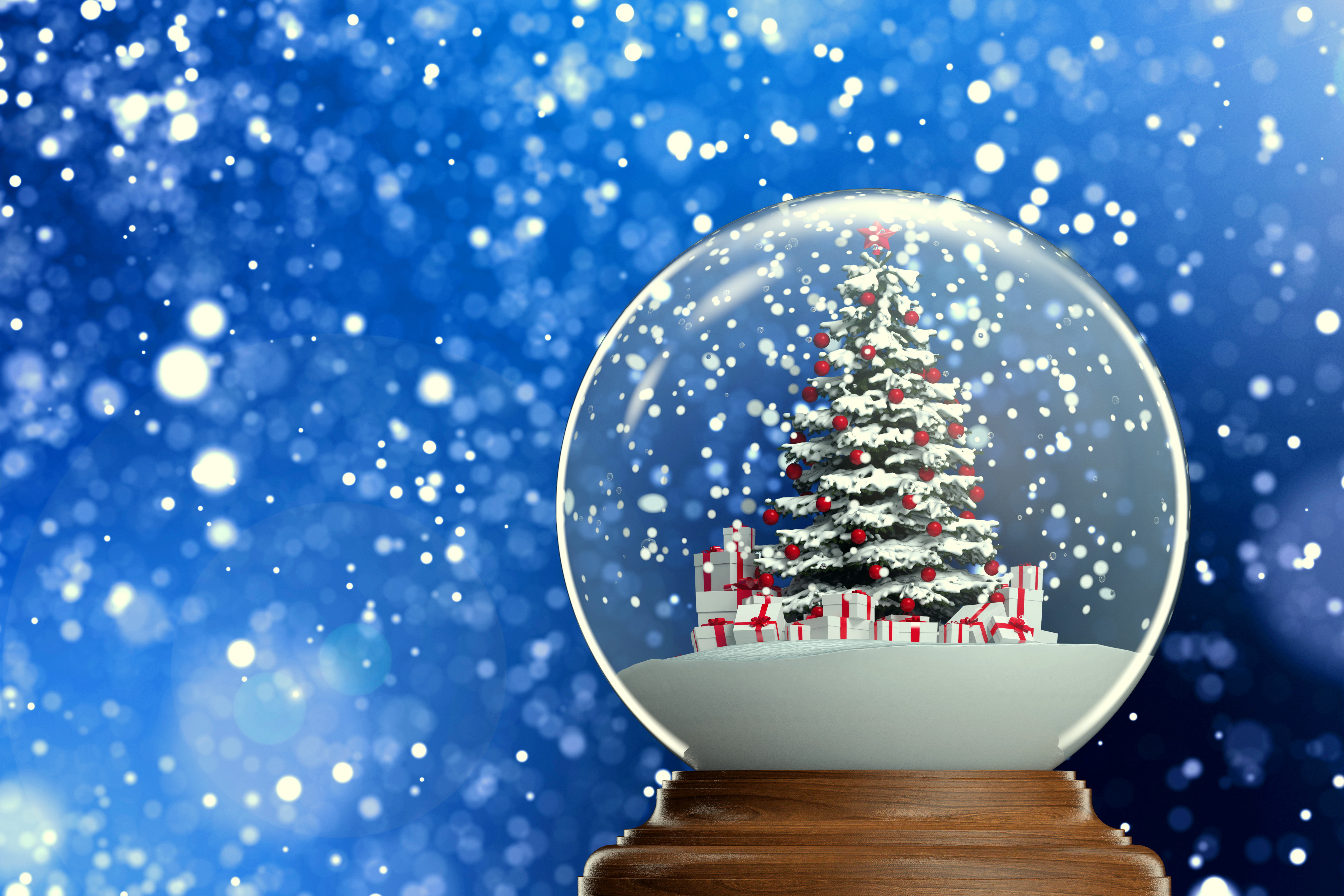 snow globes wallpaper  25 Snow Globe HD Wallpapers | Background Images - Wallpaper Abyss