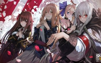 436 Girls Frontline Hd Wallpapers Background Images Wallpaper Abyss